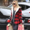 Ashley Tisdale: Grocery shopping at Whole foods in Studio City