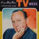 Jack Benny - TV Week Magazine [United States] (17 December 1960)