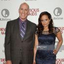 Alex Fernandez and Judy Reyes