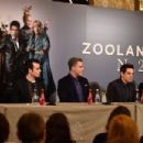 Zoolander 2 - Paris Press Conference