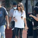 Shay Mitchell – Spotted out and about in LA