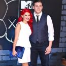 Carly Aquilino and Chris Distefano