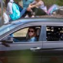 Rose Byrne – Filming 'Instant Family' in Marietta - 454 x 303