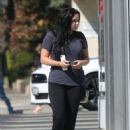 Ariel Winter is spotted heading over to a Salon in Malibu Saturday, October 15, 20161 - 454 x 613