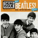 The Beatles - The Big Issue Magazine Cover [United Kingdom] (5 September 2016)
