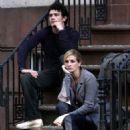 "Julia Roberts as Elizabeth ""Liz"" GIlbert and James Franco as David in Eat, Pray, Love (2010)"