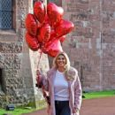 Christine McGuinness – Valentines Day Photoshoot at Peckforton Castle in Cheshire - 454 x 709