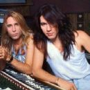 Mark Slaughter with Dana Strum