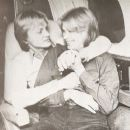 Claude François and Kathalyn Jones