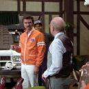 Titles: The Cannonball Run People: Burt Reynolds, Dom DeLuise, Rick Aviles, John Fiedler - 454 x 255