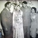 Anna Lee and George Stafford Wedding Picture - 454 x 340