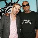 Jason Flom & Jay Z