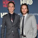 Taylor Kitsch- May 12, 2014-The Normal Heart' Premieres in NYC - 447 x 594
