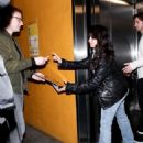 Camila Cabello and Matthew Hussey at ArcLight in Hollywood - 454 x 681