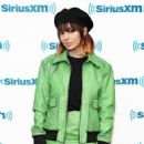 Charli XCX – Visits the SiriusXM Studios in NYC - 454 x 681