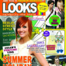 Ashlee Simpson - LOOKS Magazine Cover [Indonesia] (June 2008)