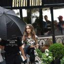 Lily Collins – 'Emily in Paris' set in Paris France