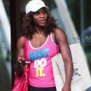 Serena Williams Poses for Harper's, Wins Wimbledon