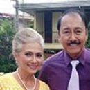 Robert Arevalo and Celeste Legaspi