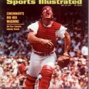 Johnny Bench - Sports Illustrated Magazine Cover [United States] (13 July 1970)