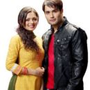 Pictures of Vivian Dsena and Drashti Dhami from Madhubala - Ek Ishq Ek Junoon