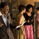 Eddie Murphy, Beyonce Knowles, Jennifer Hudson and Anika Noni Rose in DreamWorks Pictures' and Paramount Pictures' Dreamgirls - 2006