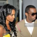 Puff Daddy and Kim Porter - 454 x 312