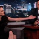 Eva Green At The Jimmy Kimmel Live! - 454 x 238
