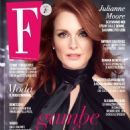 Julianne Moore - F Magazine Cover [Italy] (6 July 2016)