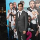 Chris Pine-November 20, 2014-'Horrible Bosses 2' Premiere