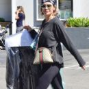 Lisa Rinna – Out in Los Angeles - 454 x 732