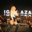 Iggy Azalea – Performs at Best Buddies Gala in Miami - 454 x 303