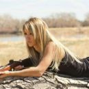 Paige Wyatt American Guns Terry Gardner Photoshoot - 454 x 363