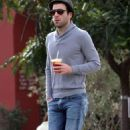 Zachary Quinto Boldly Goes