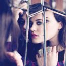 Kat Dennings Zooey Magazine Winter 2014