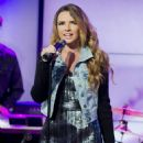 Nadine Coyle - At The Daybreak TV Show - 03.11.10