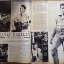 Elvis Presley - Cine Magazine Pictorial [France] (May 1961)