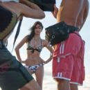 Melissa Rose Haro Sports Illustrated Swimsuit Edition Behind The Scenes 2008 - 454 x 679