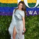 Thalia- 73rd Annual Tony Awards - Red Carpet - 454 x 666