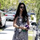 Selena Gomez: at the center of an undesirable spectacle in Calabasas