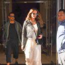 Jessica Alba – Seen leaving her Hotel in New York City - 454 x 614