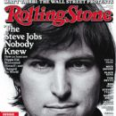 Steve Jobs - Rolling Stone Magazine Cover [United States] (27 October 2011)