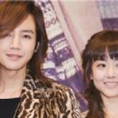 Jang Keun Suk and Geun-Young Moon