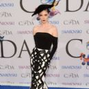 Coco Rocha wears Christian Siriano - 2014 CFDA fashion awards