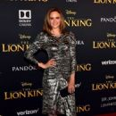 Emily Deschanel – 'The Lion King' Premiere in Hollywood - 454 x 680