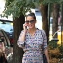 Olivia Munn: out and about in New York City