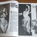 Raquel Welch - Star System (Revue) Magazine Pictorial [France] (June 1975) - 454 x 284