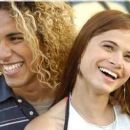 Victor Rasuk and Melnie Diaz  in Sony Pictures Lords of Dogtown