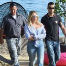 Ashley Benson – Out and about in Cannes May 21, 2017