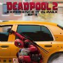 Deadpool 2 - 454 x 662